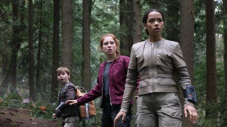 觀賞羅賓森家到此一回。第 1 季第 4 集。