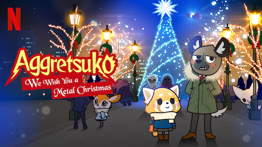 Aggretsuko: We Wish You a Metal Christmas